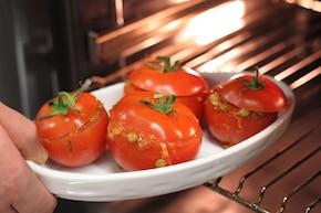 Wegetariańskie pomidory z chili    – krok 6