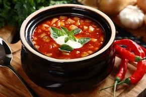Węgierska zupa z miasta Szeged - VIDEO