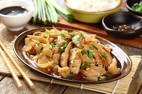 Kurczak z kalafiorem po wietnamsku