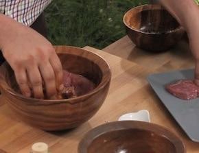 Wołowina w marynacie pikantnej (meksykańskiej) - VIDEO – krok 2