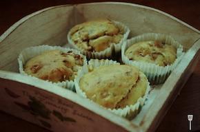 Wytrawne muffinki z szynką