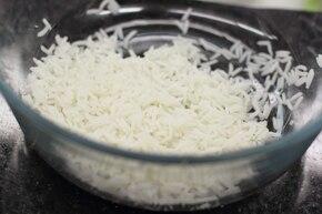Pudding ryżowy  – krok 1