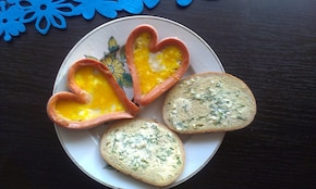Zakochane jajo