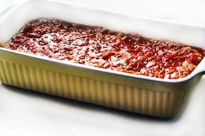 Zapiekana Peperonata z mięsem mielonym
