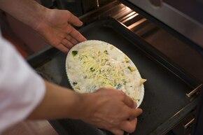 Zapiekanka makaronowa z brokułami – krok 5