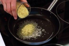 Zapiekanka z ryżu i kurczaka – krok 3