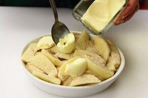 Zapiekanka z ziemniaków, mięsa i pieczarek – krok 6
