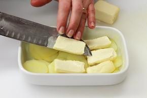 Zapiekanka ziemniaczano – serowa – krok 2