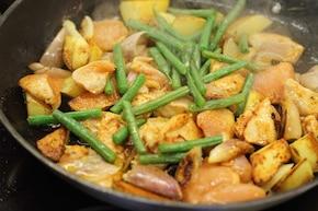 Zapiekany kurczak w musztardzie   – krok 5