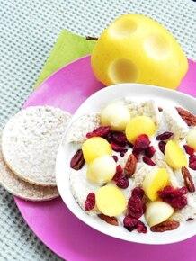 Zdrowe i pyszne  śniadanko