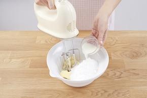 Tort cytrynowy z karmelizowaną cytryną – krok 4