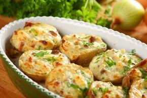 Ziemniaki faszerowane po chłopsku