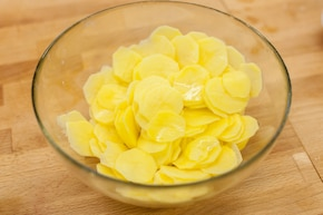 Ziemniaki gratin  – krok 1