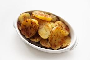 Ziołowe ziemniaki pieczone