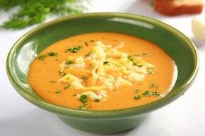 Zupa cebulowa na śmietanie