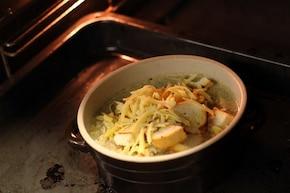 Zupa cebulowa z piwem i  grzankami  – krok 6