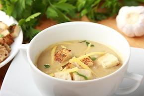 Zupa chlebowa – krok 4