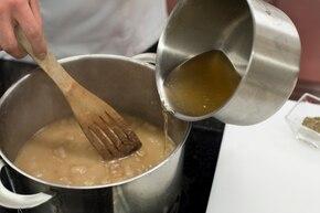 Zupa fasolowa – krok 2