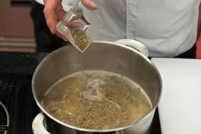 Zupa fasolowo – kukurydziana – krok 5