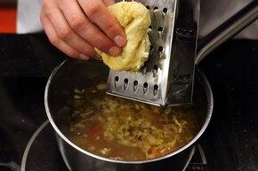 Zupa fasolowo – pomidorowa – krok 4