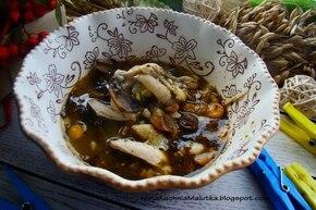 Zupa flaczkowa