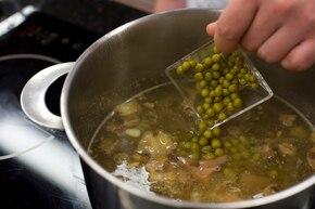 Zupa grzybowa  – krok 4