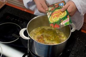 Zupa jarzynowa z papryką  – krok 4