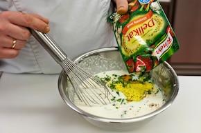 Zupa kalafiorowa – krok 5