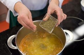 Zupa kapuśniak – krok 3