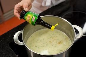 Zupa koperkowa – krok 5