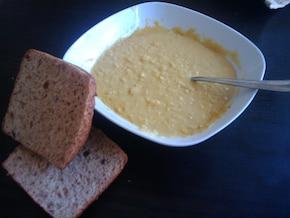 Zupa krem ze słodkiej kukurydzy