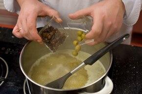 Zupa kremowa z cebuli – krok 5
