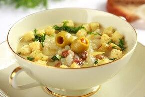 Zupa kremowa z cebuli