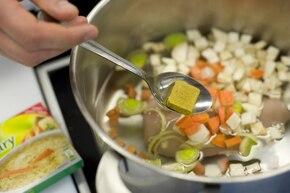 Zupa królewska – krok 3