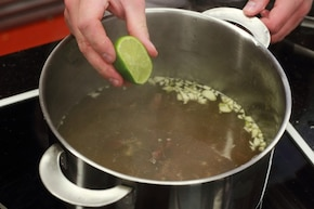 Zupa Pho z wołowiną  – krok 4