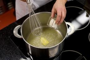 Zupa piwna – krok 1