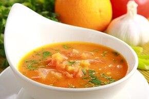 Zupa pomidorowa z nutą pomarańczy – krok 6