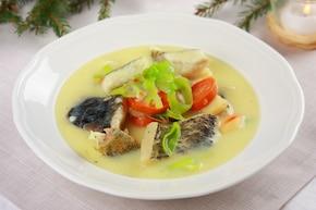 Zupa rybna wigilijna