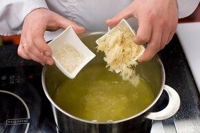 Zupa ryżowa – krok 4