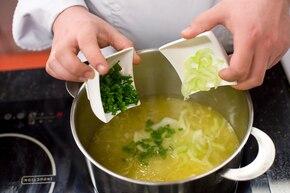 Zupa ryżowa – krok 5