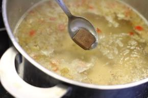 Zupa toskańska  – krok 2