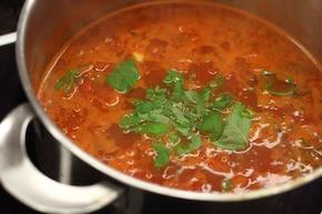 Zupa toskańska  – krok 5