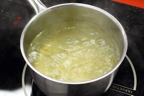 Zupa z fasolką szparagową – krok 1