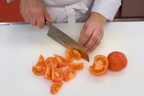 Zupa z fasolki szparagowej i pomidorów – krok 3