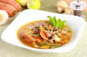 Zupa z wołowiną – krok 6