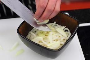 Zupa z makaronem udon – krok 2