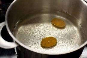Zupa z papryki i ziemniaków – krok 1