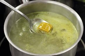 Zupa ziemniaczana – krok 1