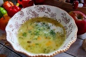 Zupka selerowa trzy ogórki