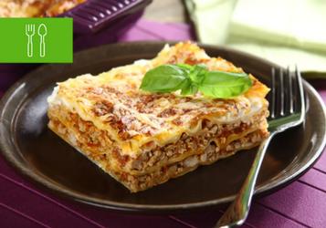 Wyborna lasagne na każdy dzień!